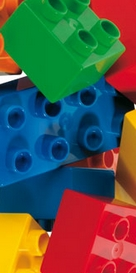 Duplo Bricks Photograph